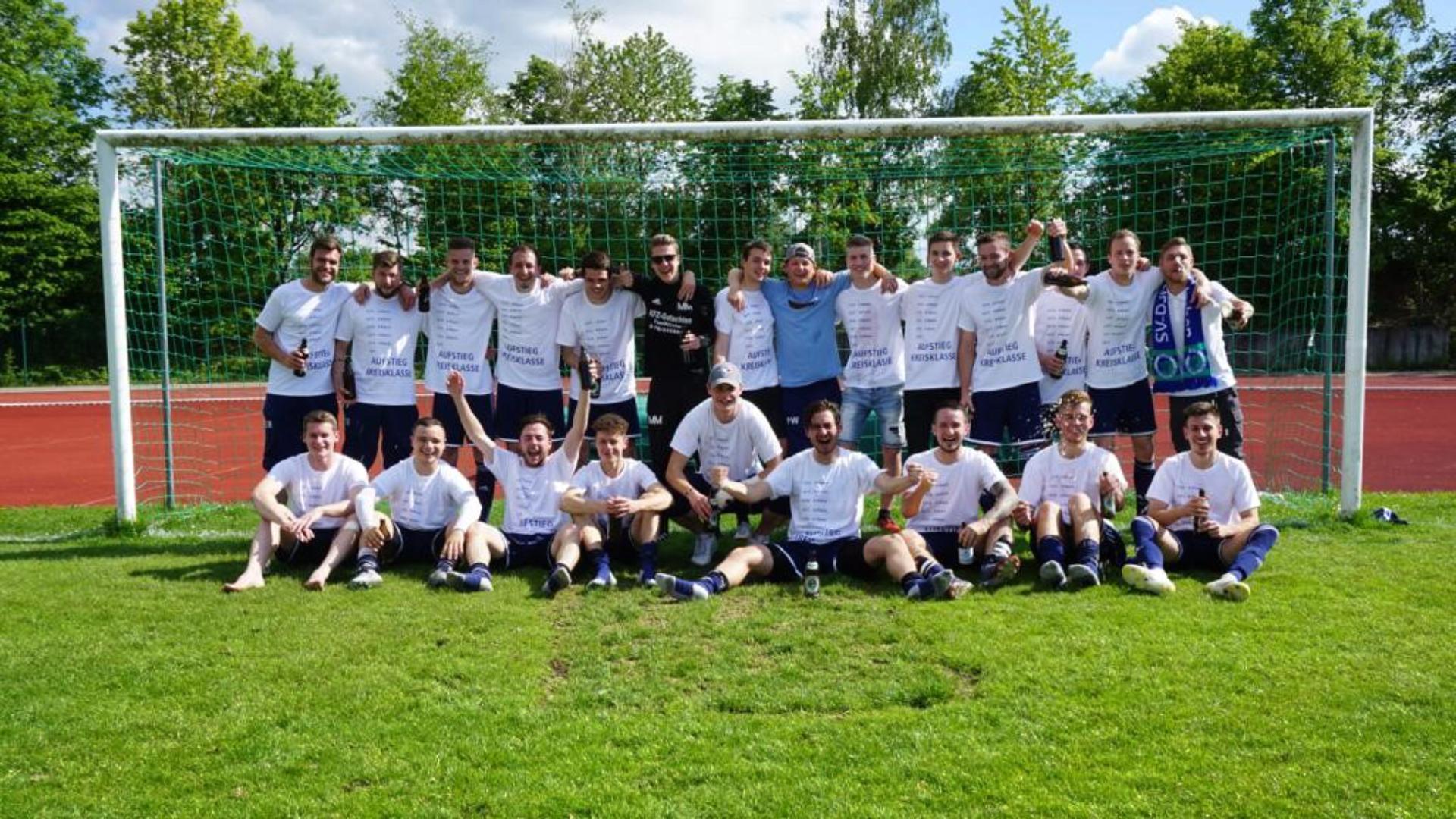 Sv Djk Taufkirchen Fußball