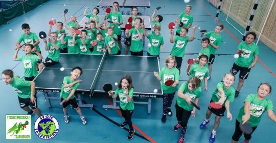 Gründung der Tischtennisschule