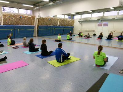 Yoga - Fitness Day 2020
