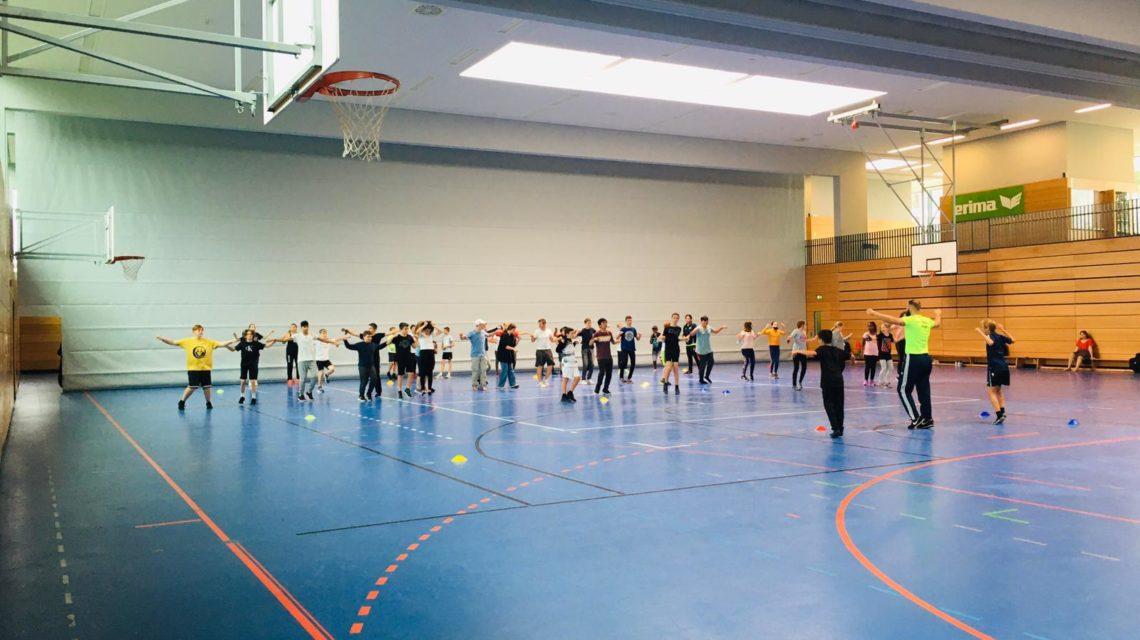 Gemeinsam brücken bauen - Summerschool 2021 - SV-DJK ...